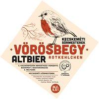 Vörösbegy Altbier