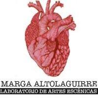 Laboratorio Artes Escénicas Marga Altolaguirre