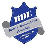 BDE - HHAA { Histoire- Histoire de l'Art- Archéologie }