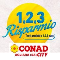 Conad City Ogliara Salerno
