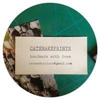 Catsnake Prints
