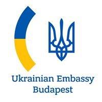 Ukrajna Magyarországi Nagykövetsége / Embassy of Ukraine to Hungary