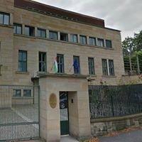 Hungarian Embassy in Prague/Magyarország Prágai Nagykövetsége