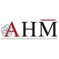 "Amsterdam School for Heritage, Memory and Material Culture ""AHM"""
