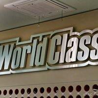 """World Class """"Город Столиц"""""""
