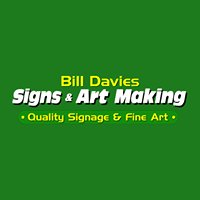 Bill Davies Signs & Artmaking