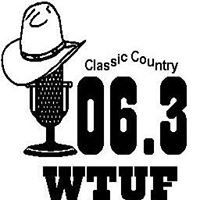 WTUF 106.3FM The Best Country and Bluegrass