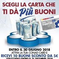 Conad Cavezzo Via Medaglie D'Oro K.Gavioli