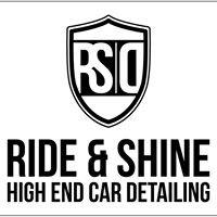 Ride & Shine Detailing