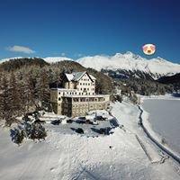 Hotel Waldhaus am See - St. Moritz