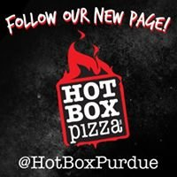 Hot Box Pizza