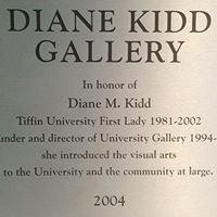 Diane Kidd Art Gallery - Tiffin University