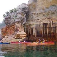 Sea Kayaking the Pictured Rocks National Lakeshore