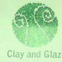 Clay and glaze