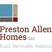 Preston Allen Homes, LLC