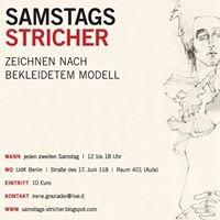 Samstags-Stricher