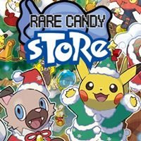 Rare Candy Store