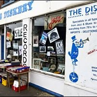 The Diskery