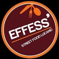 Effess Street Food Lucano