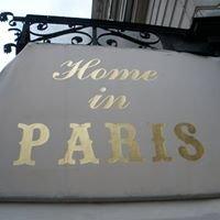 """Paris """"Home in Paris"""""""