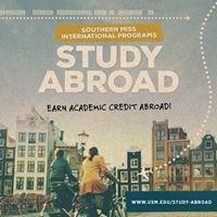 Study Abroad Southern Miss