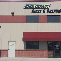 High Impact Signs & Graphics