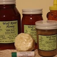 Wolf River Honey