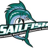 Savannah Quarters Sailfish Swim Team
