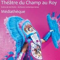 Théâtre du Champ au Roy, Scène de territoire