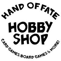 Hand of Fate Hobby Shop