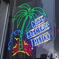 Cape Electric Tattoo