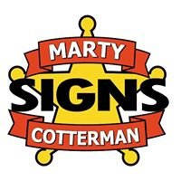 Marty Cotterman SIGNS