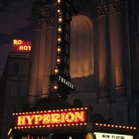 Hyperion Theatre, Hollywood Backlot, Disney's California Adventure