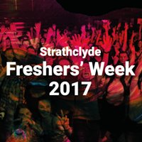 Strathclyde Students' Union Freshers' Week 2018