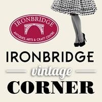 Ironbridge Vintage Corner
