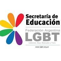 Secretaría de Educación - Federación Argentina LGBT