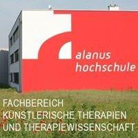 Alanus Hochschule Fachbereich Künstlerische Therapien
