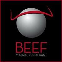 Beef Minimal Restaurant