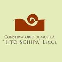 """Conservatorio di Musica """"Tito Schipa""""- Lecce"""