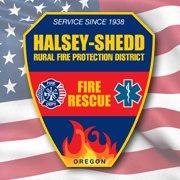 Halsey Fire