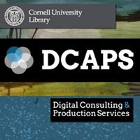 Digital Consulting & Production Services, Cornell University Library
