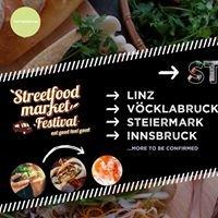Street Food Market Festival