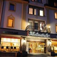 KOCHENDÖRFER'S HOTEL ALBRIS, Pontresina (Switzerland)