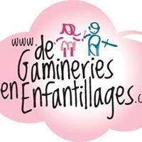 """""""de Gamineries en Enfantillages"""""""