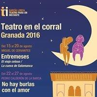 García Lorca teatro para un instante