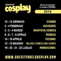 La Gazzetta del Cosplay
