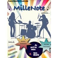 """Associazione musicale """"Millenote"""""""