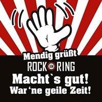 Mendig grüßt Rock am Ring