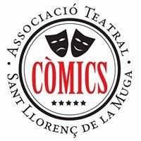 Còmics Teatre de Sant Llorenç de la Muga