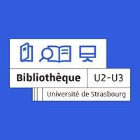 Bibliothèque U2-U3 - Université de Strasbourg